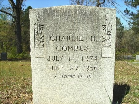 COMBES, CHARLIE H - Union County, Arkansas | CHARLIE H COMBES - Arkansas Gravestone Photos