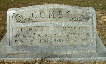 COMBS, FLOYD CORNELIUS - Union County, Arkansas | FLOYD CORNELIUS COMBS - Arkansas Gravestone Photos