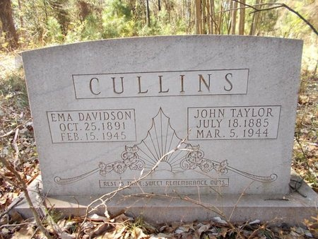 CULLINS, EMA - Union County, Arkansas | EMA CULLINS - Arkansas Gravestone Photos