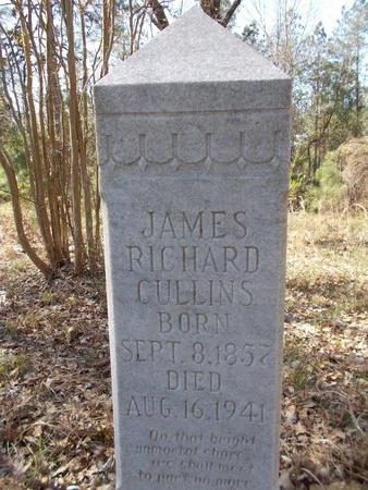 CULLINS, JAMES RICHARD - Union County, Arkansas | JAMES RICHARD CULLINS - Arkansas Gravestone Photos