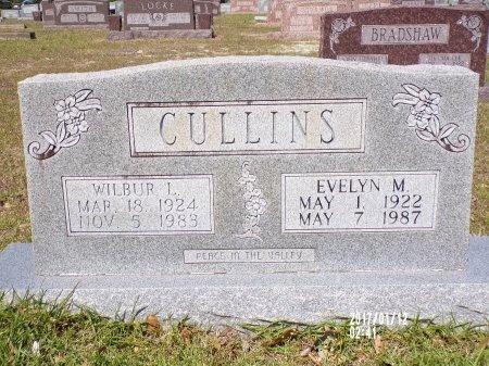 CULLINS, WILBUR LEON - Union County, Arkansas | WILBUR LEON CULLINS - Arkansas Gravestone Photos