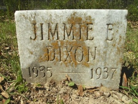 DIXON, JIMMIE E - Union County, Arkansas | JIMMIE E DIXON - Arkansas Gravestone Photos