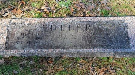 FULLER, FLOYD D - Union County, Arkansas | FLOYD D FULLER - Arkansas Gravestone Photos