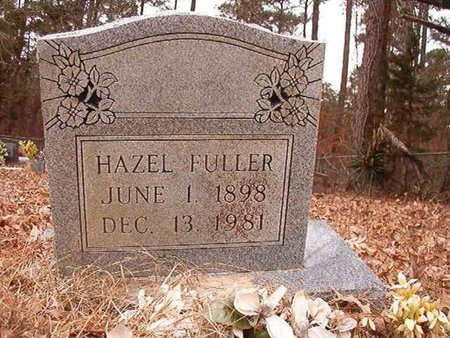 FULLER, HAZEL - Union County, Arkansas | HAZEL FULLER - Arkansas Gravestone Photos