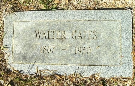 GATES, WALTER - Union County, Arkansas | WALTER GATES - Arkansas Gravestone Photos
