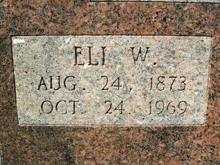 HINSON, ELI WESLEY (CLOSEUP) - Union County, Arkansas | ELI WESLEY (CLOSEUP) HINSON - Arkansas Gravestone Photos