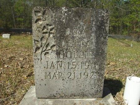 HOLLIS, ORA DELLA - Union County, Arkansas | ORA DELLA HOLLIS - Arkansas Gravestone Photos