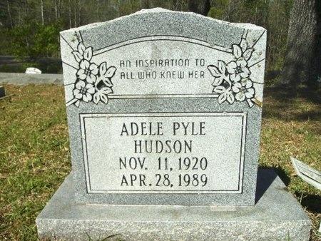 HUDSON, ADELE - Union County, Arkansas | ADELE HUDSON - Arkansas Gravestone Photos