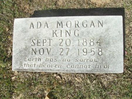 KING, ADA - Union County, Arkansas | ADA KING - Arkansas Gravestone Photos