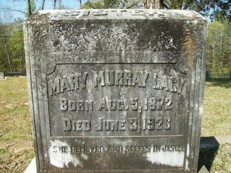 LACY, MARY MURRAY - Union County, Arkansas   MARY MURRAY LACY - Arkansas Gravestone Photos