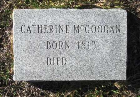 MCGOOGAN, CATHERINE - Union County, Arkansas | CATHERINE MCGOOGAN - Arkansas Gravestone Photos
