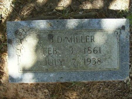 MILLER, JOSEPH DOBY - Union County, Arkansas | JOSEPH DOBY MILLER - Arkansas Gravestone Photos