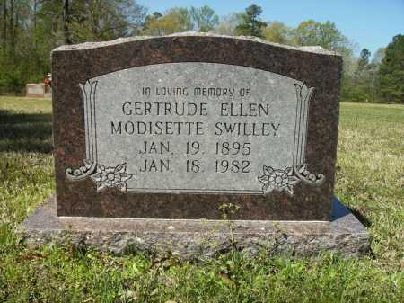 SWILLEY, MARY GERTRUDE - Union County, Arkansas | MARY GERTRUDE SWILLEY - Arkansas Gravestone Photos