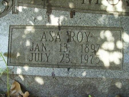 MORGAN, ASA ROY (CLOSEUP) - Union County, Arkansas | ASA ROY (CLOSEUP) MORGAN - Arkansas Gravestone Photos