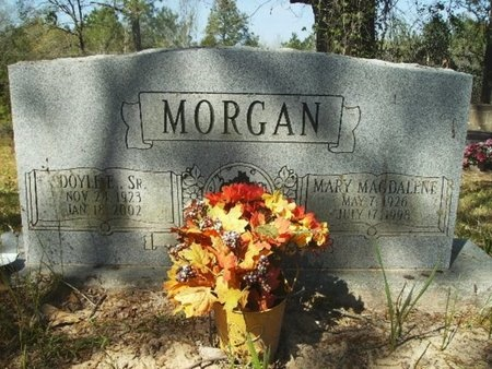 MORGAN, MARY MAGDALENE - Union County, Arkansas | MARY MAGDALENE MORGAN - Arkansas Gravestone Photos