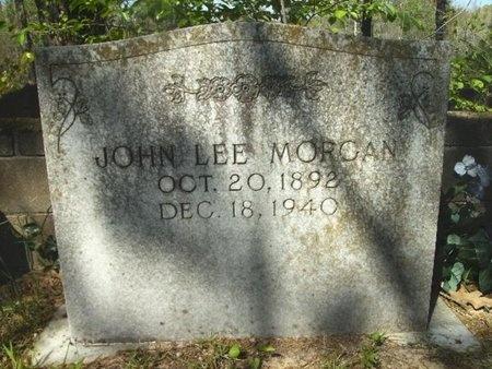 MORGAN, JOHN LEE - Union County, Arkansas | JOHN LEE MORGAN - Arkansas Gravestone Photos