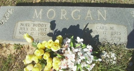 MORGAN, CARL M - Union County, Arkansas | CARL M MORGAN - Arkansas Gravestone Photos