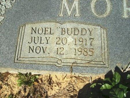 "MORGAN, NOEL ""BUDDY"" (CLOSEUP) - Union County, Arkansas | NOEL ""BUDDY"" (CLOSEUP) MORGAN - Arkansas Gravestone Photos"