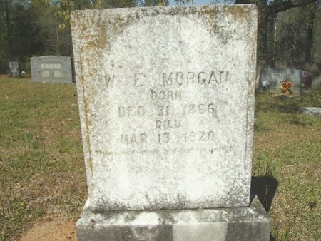 MORGAN, WESLEY E - Union County, Arkansas | WESLEY E MORGAN - Arkansas Gravestone Photos
