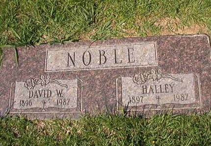 NOBLE, HALLEY - Union County, Arkansas | HALLEY NOBLE - Arkansas Gravestone Photos
