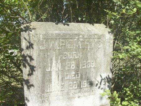 PICKERING, JOHN WILLIAM - Union County, Arkansas | JOHN WILLIAM PICKERING - Arkansas Gravestone Photos