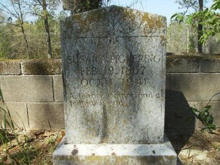 PICKERING, SUSAN A - Union County, Arkansas | SUSAN A PICKERING - Arkansas Gravestone Photos