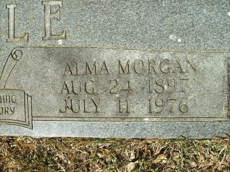 PYLE, ALMA V (CLOSEUP) - Union County, Arkansas | ALMA V (CLOSEUP) PYLE - Arkansas Gravestone Photos