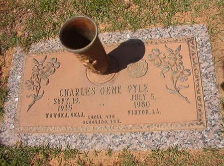 PYLE, CHARLES GENE - Union County, Arkansas | CHARLES GENE PYLE - Arkansas Gravestone Photos