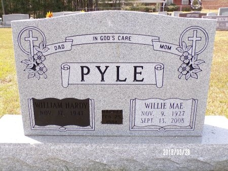 PYLE, WILLIE MAE - Union County, Arkansas | WILLIE MAE PYLE - Arkansas Gravestone Photos