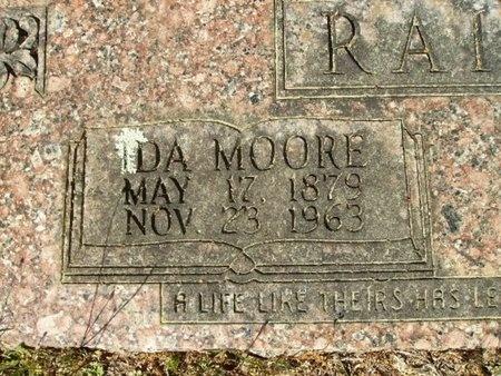 RAINWATER, IDA FLORENCE (CLOSEUP) - Union County, Arkansas | IDA FLORENCE (CLOSEUP) RAINWATER - Arkansas Gravestone Photos