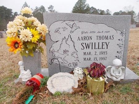 SWILLEY, AARON THOMAS - Union County, Arkansas   AARON THOMAS SWILLEY - Arkansas Gravestone Photos