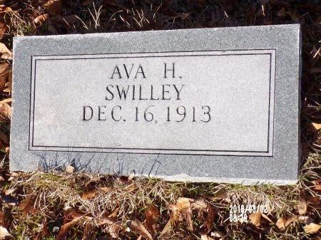 SWILLEY, AVA - Union County, Arkansas   AVA SWILLEY - Arkansas Gravestone Photos