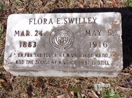 SWILLEY, FLORA E - Union County, Arkansas | FLORA E SWILLEY - Arkansas Gravestone Photos