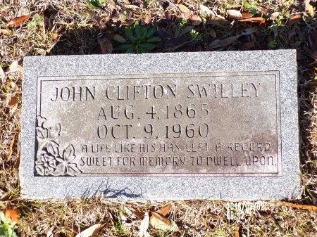 SWILLEY, JOHN CLIFTON - Union County, Arkansas | JOHN CLIFTON SWILLEY - Arkansas Gravestone Photos