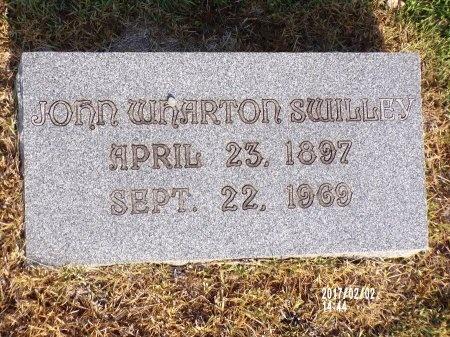 SWILLEY, JOHN WHARTON - Union County, Arkansas | JOHN WHARTON SWILLEY - Arkansas Gravestone Photos