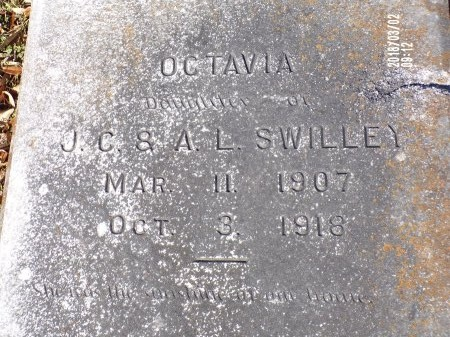 SWILLEY, OCTAVIA - Union County, Arkansas   OCTAVIA SWILLEY - Arkansas Gravestone Photos