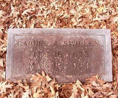 SWILLEY, SAMUEL GARNER - Union County, Arkansas | SAMUEL GARNER SWILLEY - Arkansas Gravestone Photos