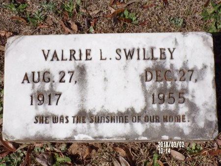 SWILLEY, VALRIE L - Union County, Arkansas | VALRIE L SWILLEY - Arkansas Gravestone Photos