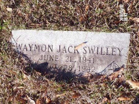 SWILLEY, WAYMON JACK - Union County, Arkansas | WAYMON JACK SWILLEY - Arkansas Gravestone Photos