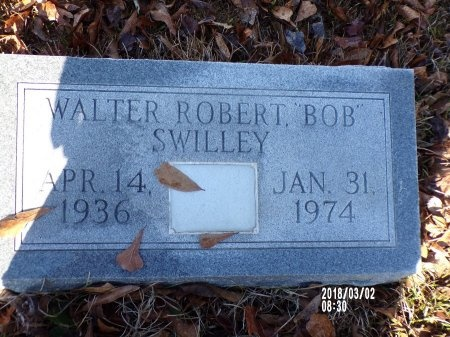"SWILLEY, WALTER ROBERT ""BOB"" - Union County, Arkansas 