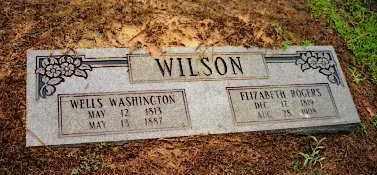WILSON, WELLS WASHINGTON - Union County, Arkansas | WELLS WASHINGTON WILSON - Arkansas Gravestone Photos