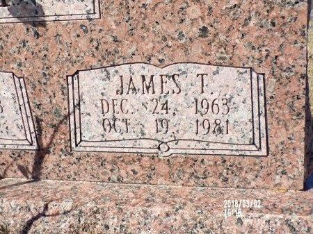WILSON, JAMES THOMAS (CLOSE UP) - Union County, Arkansas   JAMES THOMAS (CLOSE UP) WILSON - Arkansas Gravestone Photos