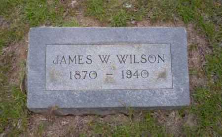 WILSON, JAMES W - Union County, Arkansas | JAMES W WILSON - Arkansas Gravestone Photos