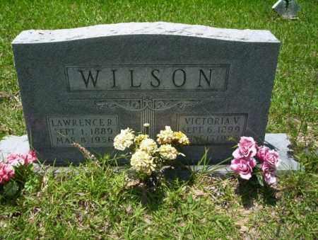 WILSON, LAWRENCE D - Union County, Arkansas | LAWRENCE D WILSON - Arkansas Gravestone Photos
