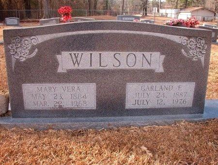 WILSON, MARY VERA - Union County, Arkansas | MARY VERA WILSON - Arkansas Gravestone Photos