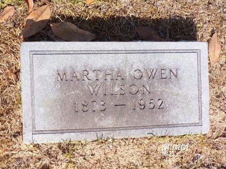 WILSON, MARTHA - Union County, Arkansas | MARTHA WILSON - Arkansas Gravestone Photos