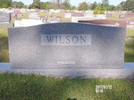 WILSON, MEMORIAL - Union County, Arkansas | MEMORIAL WILSON - Arkansas Gravestone Photos