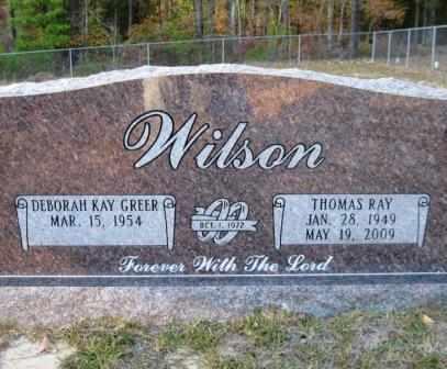 WILSON, THOMAS RAY - Union County, Arkansas   THOMAS RAY WILSON - Arkansas Gravestone Photos