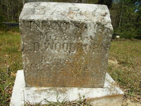 WOODBURN, INFANT - Union County, Arkansas | INFANT WOODBURN - Arkansas Gravestone Photos