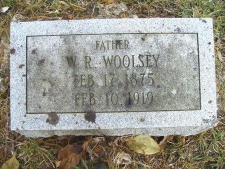 WOOLSEY, WILLIAM ROBERT - Union County, Arkansas   WILLIAM ROBERT WOOLSEY - Arkansas Gravestone Photos